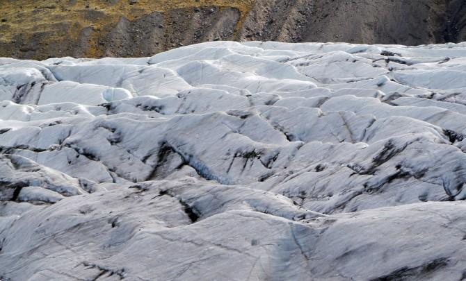 영화 '인터스텔라' 촬영이 진행된 빙하 지형 '스비나펠스요쿨(Svínafellsjökull)' - 위키미디어 제공